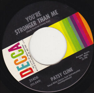 PATSY-CLINE-You-039-re-Stronger-Than-Me-7-034-45