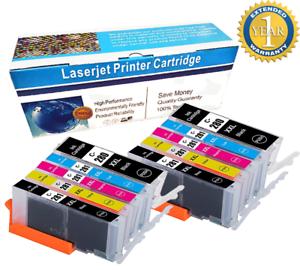 10 PK PGI-280 XXL CLI-281 XXL Ink for Canon PIXMA TS6120 TS6220 TS8120 TR7520