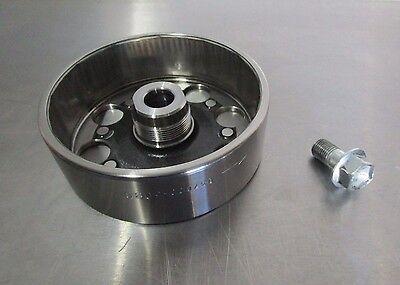 SUZUKI GSXR 1000 01 K1 K2 Engine Flywheel Pulley Rotor OEM
