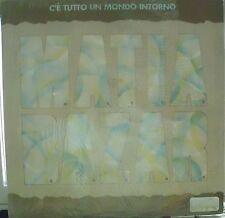 MATIA BAZAR C'E' TUTTO UN MONDO INTORNO LP 1980 ITALY