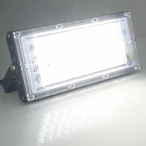 50W Led Flood Light 110V 220V Outdoor Floodlight Spotlight IP65 LED Street Lamp