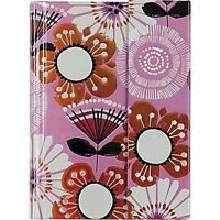 Paperchase Blossom Magnetic Closure Journal, 6.75x4.5 Free Shipping