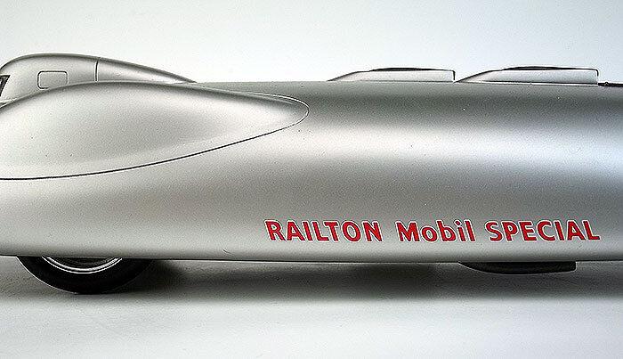 Replicarz 1 18 Resina Railton Mobil especial John Cobb Cobb Cobb tierra velocidad record 1947 Wow  9b1807