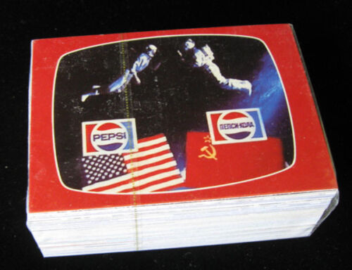 72 2000 Dart Pepsi Cola Around the Globe Set NM//MT