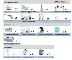 BEST DENTAL EQUIPMENT PACKAGE - 4OPs CLINIC from $133/day only x 60 Month - LEASE TO OWN Canada Preview