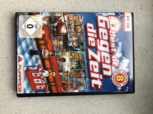 1 von 1 - Best Of Gegen-die-Zeit (PC, 2014, DVD-Box)