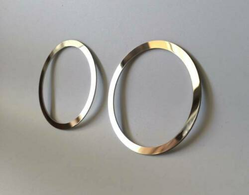 D Ford Kuga 2 Chrom Ring für Türlautsprecher Edelstahl poliert