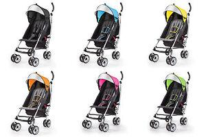 Summer Infant 3D Lite Convenience Stroller, 6 Colors