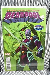 Deadpool #11 Kalman Andrasofszky Age of Apocalypse Variant Comic NM