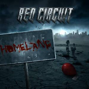 RED-CIRCUIT-Homeland-CD-2009-Prog-Metal-Vanden-Plas-Abydos-Civilization-One