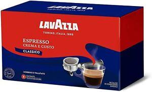 200 Cialde Lavazza Compatibili Ese 44mm Crema e Gusto Classico