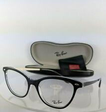 13972943ba Brand New Authentic Ray Ban Eyeglasses RB 5360 2034 54mm Black Frame RB5360