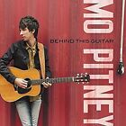 Behind This Guitar by Mo Pitney (CD, Oct-2016, Curb)