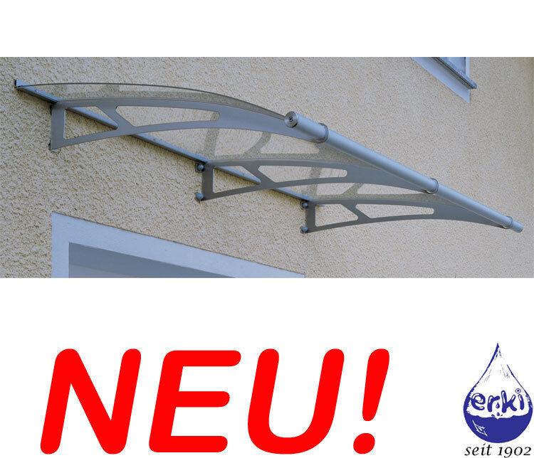 Regenschutz SCHULTE LT-Line Pultbogenvordach 1500 Vordach Haustürvordach Acry