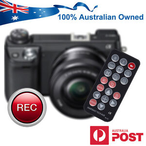Remote-Control-for-Sony-A6000-A7-A7r-A7s-II-NEX-5-6-7-A99-A77-RMT-DSLR2-Camera