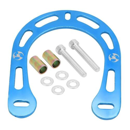 BICYCLE V-BRAKE BOOSTER PLATE ALLOY MOUNTAIN BIKE FREESTYLER MTB DOWNHILL BIKE