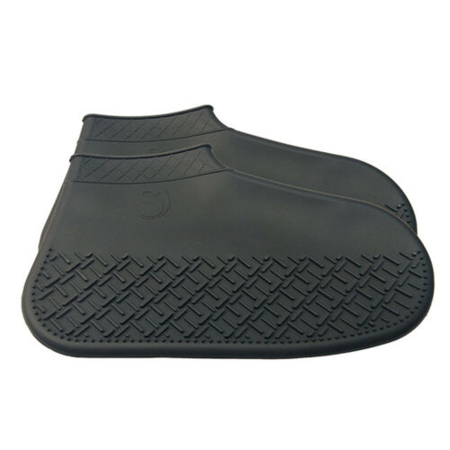 Silicone Reusable Latex Foldable Waterproof Rain Shoes Covers Slip-resistant