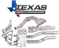Texas Speed Tsp Corvette C7 2 Stainless Steel Long Tube Headers Amp Or X Pipe