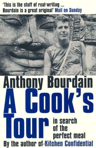 1 of 1 - A Cook's Tour By Anthony Bourdain