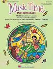 Music Time: Intermediate: More Quick-Start Lessons for the Elementary Class by Hal Leonard Publishing Corporation (Mixed media product, 2013)
