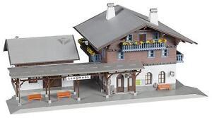 FALLER-191712-H0-Bahnhof-Lengmoos-303x184x131mm-NEU-OVP