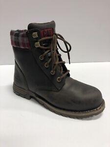 6 Inch Plain Toe Work Boots