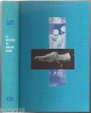 CLP n°3 - ELLERY QUEEN - LE MYSTERE DU SOULIER BLANC - 1958 OPTA