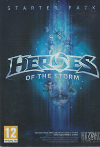 Heroes-of-the-Storm-Starter-Pack-PC-Mac-DVD-Brand-new-and-sealed