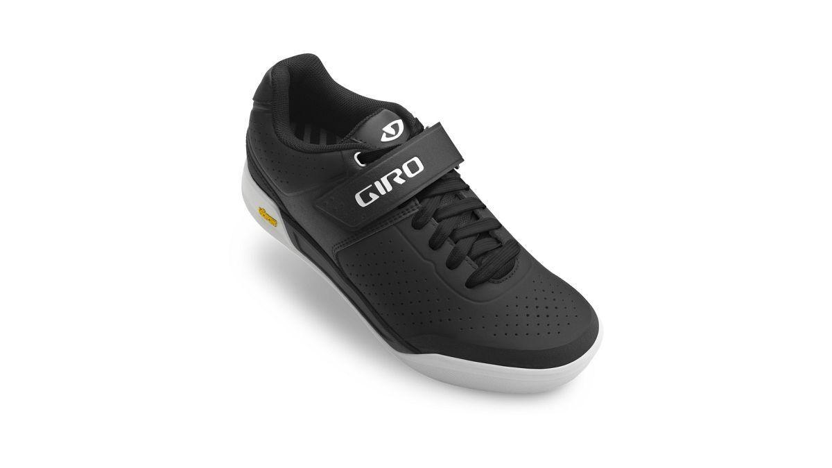 Giro Chamber II Dirt MTB bicicleta zapatos negro blancoo 2019
