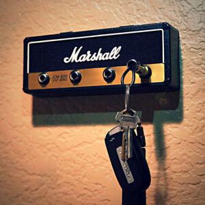 Marshall-Guitar-Amp-Key-Holder-Jack-Rack-Brand-New