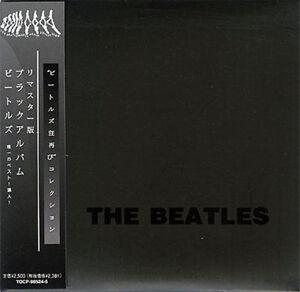 BEATLES-THE-BLACK-ALBUM-2-CD-MINI-LP-28-page-booklet