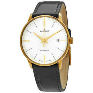 Junghans Meister Classic Automatic Silver Dial Men's Watch 027/7312.00