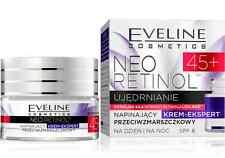 EVELINE COSMETICS NEO RETINOL 45+ FACE FIRMING CREAM EXPERT ANTI-WRINKLE