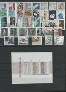 Germany-Federal-Frg-vintage-yearset-Yearset-1986-Mint-MNH-complete-Complete