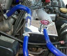 SUBARU IMPREZA WRX intestazione tank.header serbatoio, SUBARU headertank, Styling del motore.