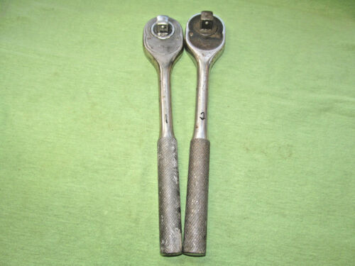 """-All Work Made in U.S.A 1//2/"""" Drive CHOICE of Vintage Proto pn 5449 Ratchets"""