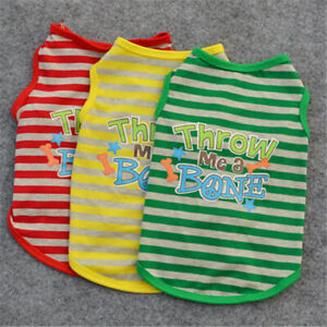 Cute-Pet-Dog-Clothes-Striped-Letter-Vest-Summer-T-Shirt-Small-Cat-Puppy-Apparel