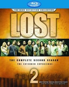 Details about Lost - Season 2 - Complete [Blu-ray] [DVD][Region 2]