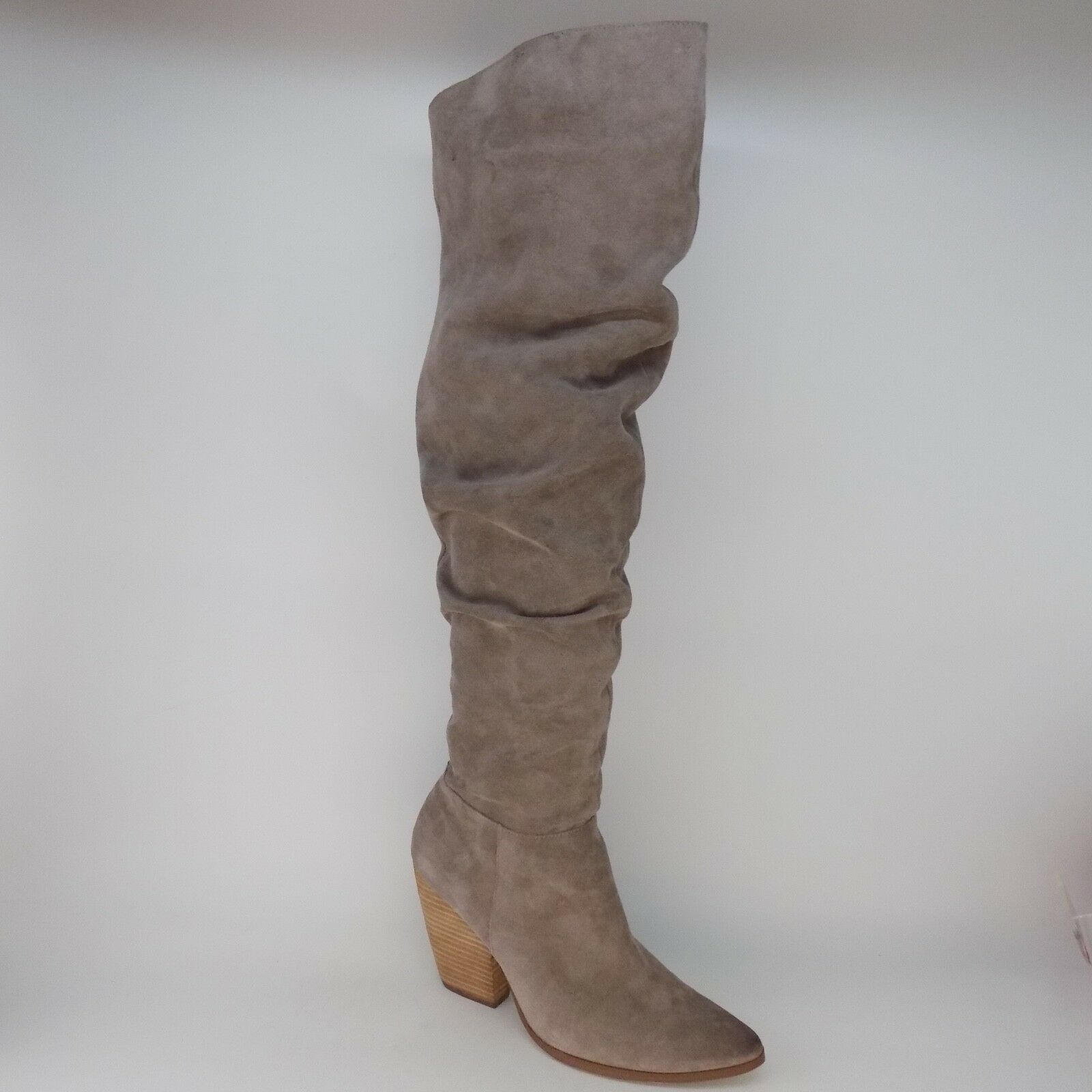 Charles by Charles David Noelle Knee High femmes bottes Taille 7.5 M AL4898