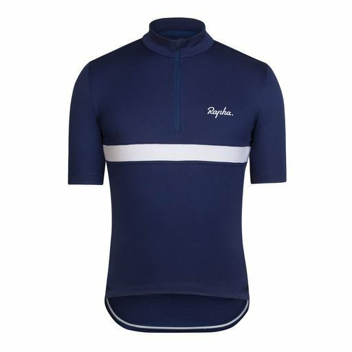 Rapha Navy  Club Jersey. Size XS. BNWT.  free delivery and returns