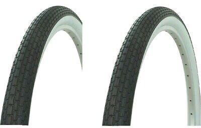 "Classic Tread Bicycle Tires 26/"" x 2 x 1-3//4 S7 SCHWINN Fleet Corvette Typhoon"