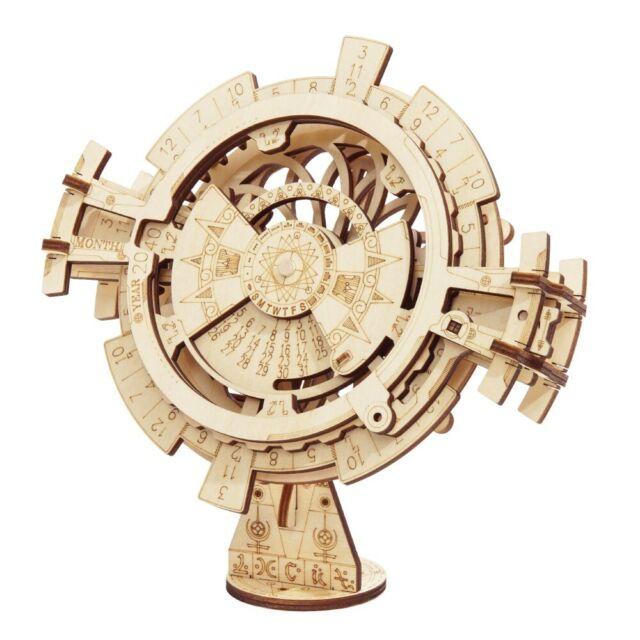 "Rokr 3D-Puzzle ""Perpetual Calendar"""