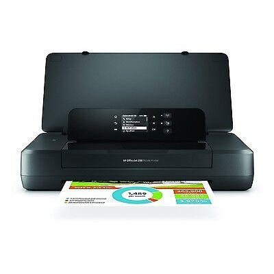 HP OfficeJet 200 Mobiler Tintenstrahldrucker CZ993A A4 Drucker USB WLAN ePrint