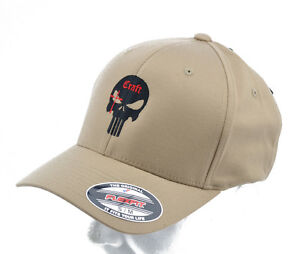 Flexfit-brand-Cappello-Cap-ricamato-embroidered-034-Craft-034-Khaki