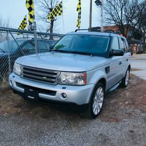 2008 Land Rover Range Rover Sport PRE-OWNED CERTIFIED -HSE SPORT