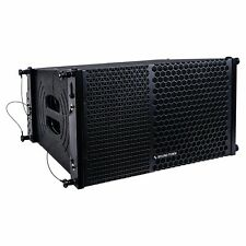 """Sound Town Zethus Series 10"""" Two-way Line Array Loudspeaker System With Titanium"""