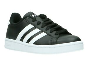 adidas grand court donna nere