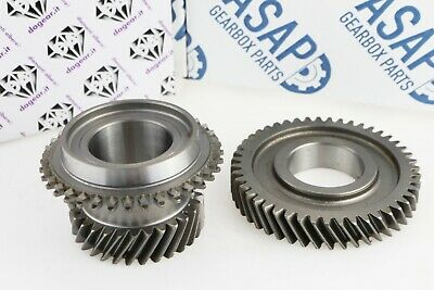 PK6 gearbox 30 // 47 teeth Brand new Vauxhall Vivaro 6th gears 35mm bore