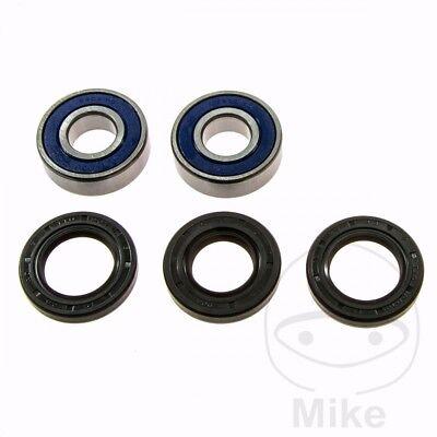 Bmw F 650 650 Gs Dakar 2007-2008 All Balls Front Wheel Bearings & Seals 25-1219 Tuur 100% Garantie