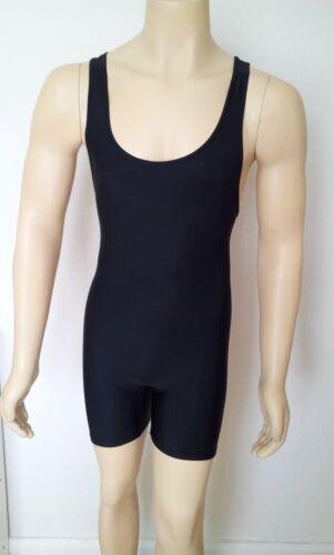 Men/'s ballet nylon dance wear Y back unitard